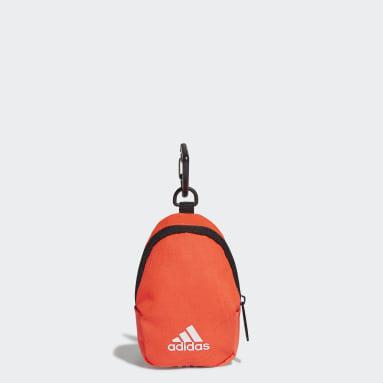 Gym & Training Orange Tiny Classic Duffel Bag