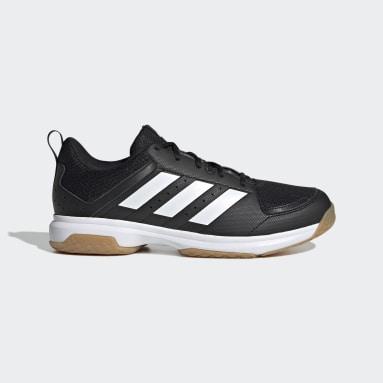 Men's Training Black Ligra 7 Indoor Shoes
