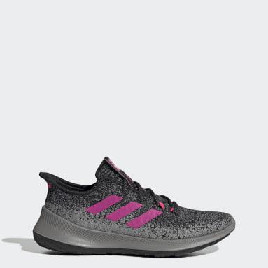 Women's Running Black Sensebounce+ Shoes