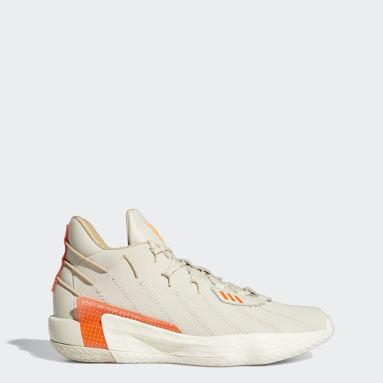 бежевый Баскетбольные кроссовки Dame 7
