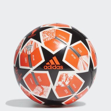 Men Football Orange Finale 21 20th Anniversary UCL Club Ball