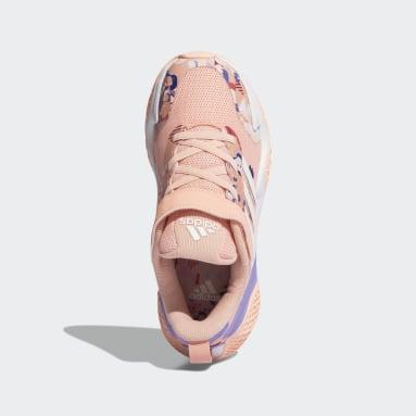 เด็ก วิ่ง สีชมพู รองเท้า 4uture RNR CNY