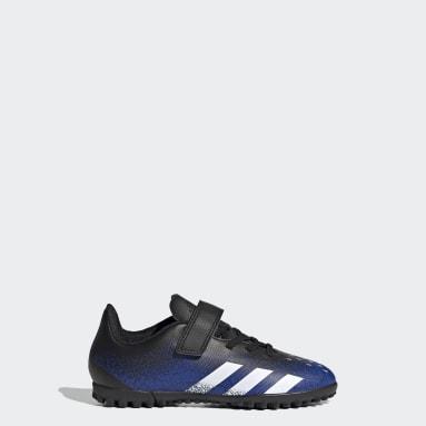 Zapatos de Fútbol Predator Freak.4 Pasto Sintético Azul Niño Fútbol