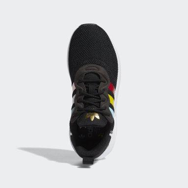 Chaussure X_PLR S noir Adolescents Originals