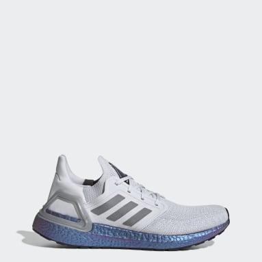 Sapatos Ultraboost 20 Cinzento Running
