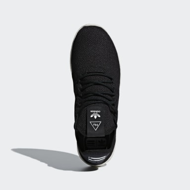 Zapatilla Pharrell Williams Tennis Hu Negro Hombre Originals