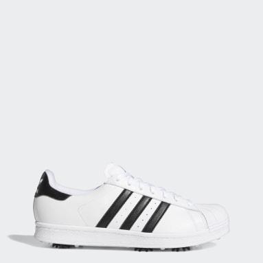 Golf White Originals SS80s Golf Shoes
