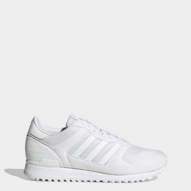 Men Originals White ZX 700 Shoes