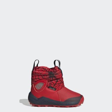 Chaussure de neige Marvel Spider-Man ActiveSnow WINTER.RDY Rouge Enfants Sports D'hiver