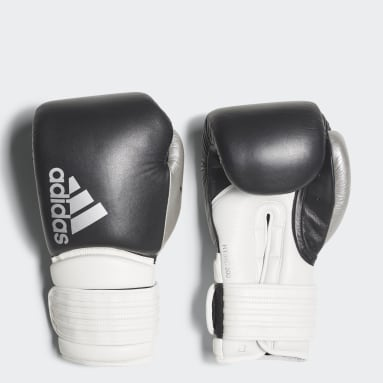 Boxing Black Hybrid 300 Boxing Gloves