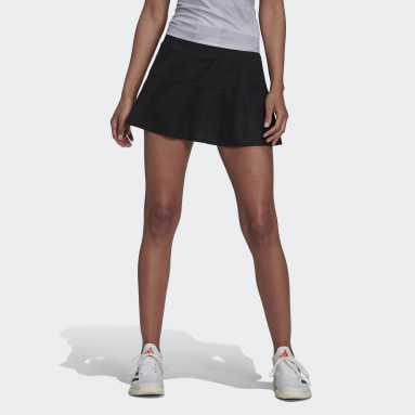 Falda Tennis Primeblue Tokyo HEAT.RDY Match Negro Mujer Tenis