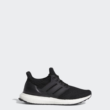 Youth Running Black Ultraboost 4.0 DNA Shoes