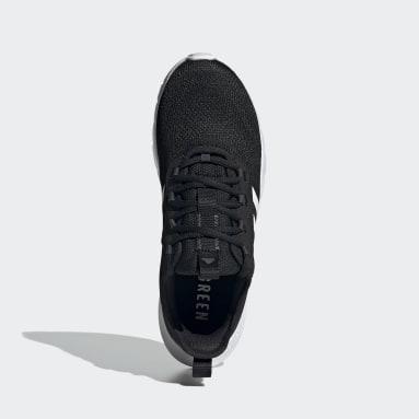 Women Running Black Nario Move Shoes