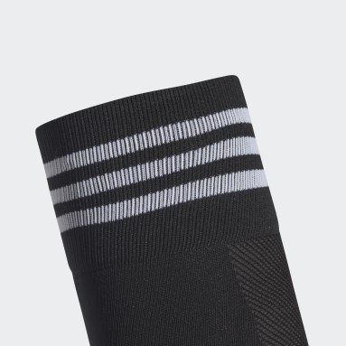 Soccer Black AdiSocks Knee Socks