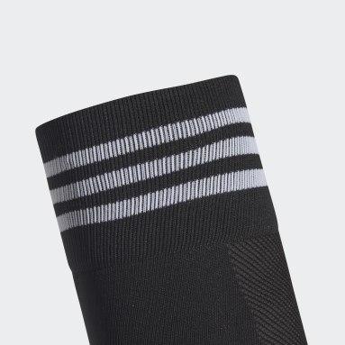 Calcetines AdiSocks con largo a la rodilla (UNISEX) Negro Fútbol