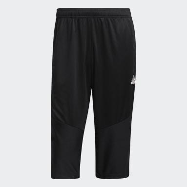 Pantalon 3/4 Tiro 19 noir Hommes Soccer
