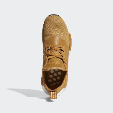 Chaussure NMD_R1 Marron Hommes Originals