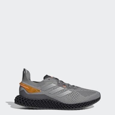 Men Running Grey X90004D Shoes