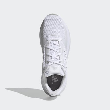 Women Running White Run Falcon 2.0 Shoes