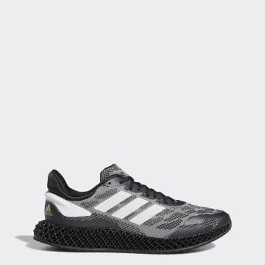 Running adidas 4D Run 1.0 Schuh Schwarz