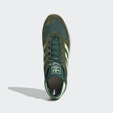 Men's Originals Green adidas TRX Vintage Shoes