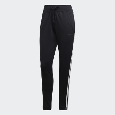 Women Field Hockey Black Design 2 Move 3-Stripes Pants