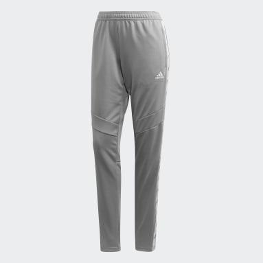 Women's Soccer Grey Tiro 19 Training Pants