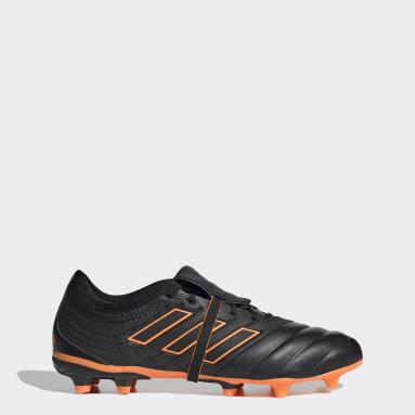 ผู้ชาย ฟุตบอล สีดำ รองเท้าฟุตบอล Copa Gloro 20.2 Firm Ground