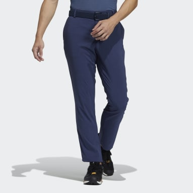 Men Golf Blue Heather Pants