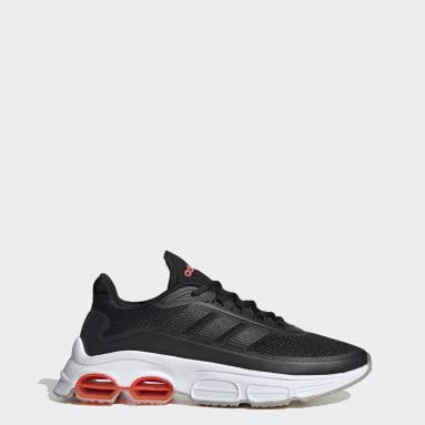 Men's Essentials Black Quadcube Shoes