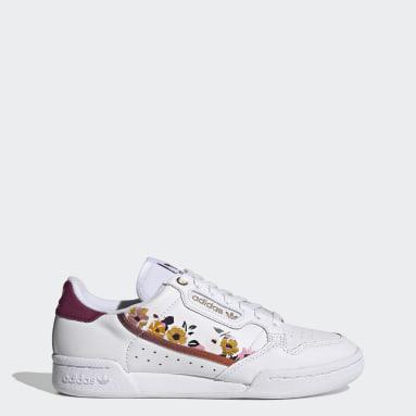 Zapatillas Continental 80 Blanco Mujer Originals