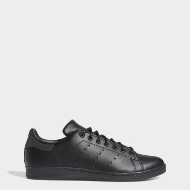 Sapatos Stan Smith Pharrell Williams Preto Originals