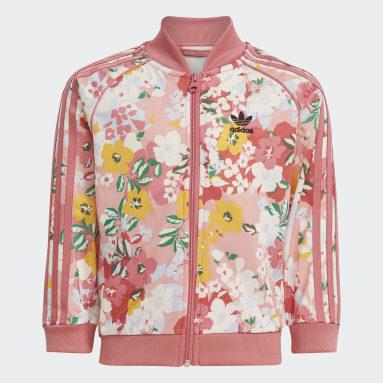 Conjunto SST HER Studio London Floral Rosado Niña Originals