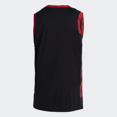 Camisa CR Flamengo 1 Preto Homem Basquete