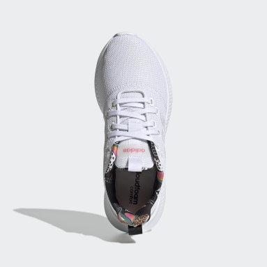 Women's Essentials White adidas x Zoe Saldana Collection Shoes