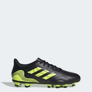 Soccer Black Copa Sense.4 Flexible Ground Cleats
