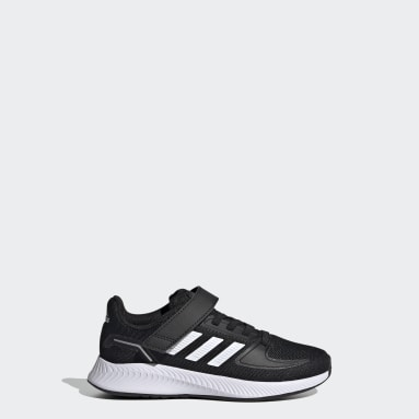 Børn Løb Sort Runfalcon 2.0 sko