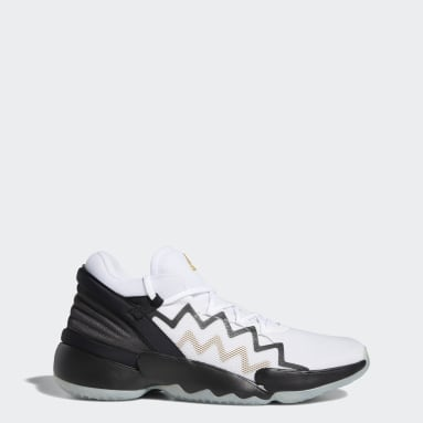 Basketball White Donovan Mitchell D.O.N. Issue #2 Shoes