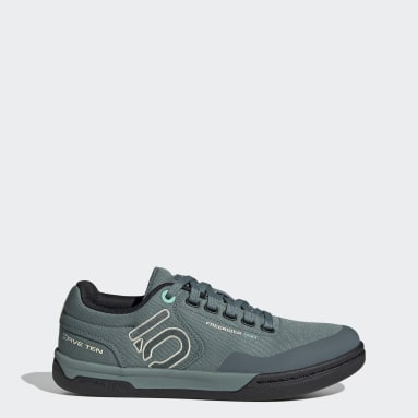 Sapatos de BTT Primeblue Freerider Pro Five Ten Verde Mulher Five Ten