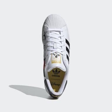 Männer Originals Superstar Schuh Weiß