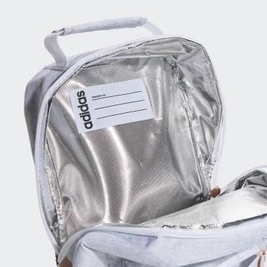 Essentials White Santiago Lunch Bag