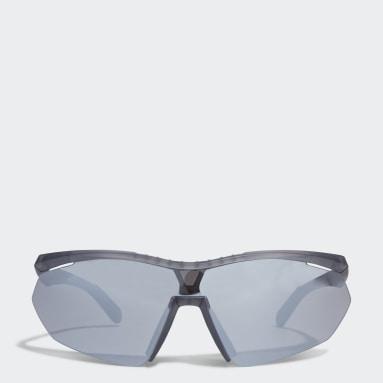 Running Grey Sport Sunglasses SP0016