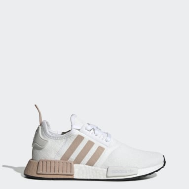 Women's Originals White NMD_R1 Shoes