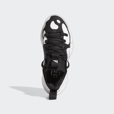 Børn Basketball Sort Harden Step-Back 2.0 sko