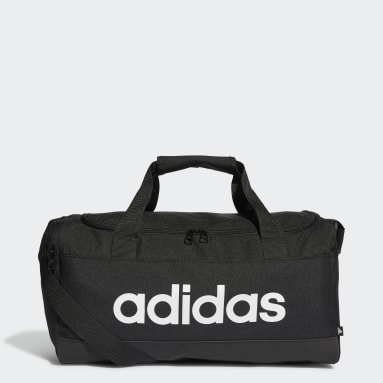 Tennis Essentials Logo Duffelbag Extra Small Schwarz