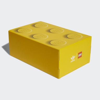Chaussure adidas ZX 8000 x LEGO® jaune Originals