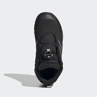 Chaussure de randonnée Terrex Winter Mid Boa Noir Enfants TERREX