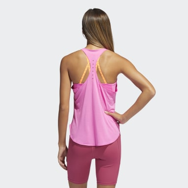 Women Training Pink Go To 2.0 Tank Top