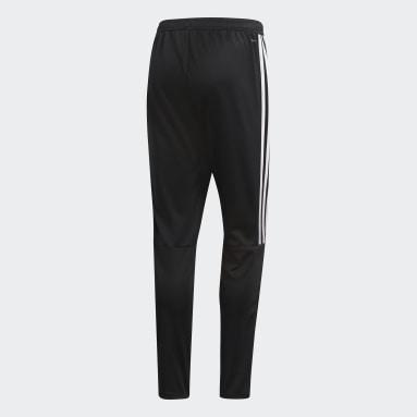 Pantalón de entrenamiento Sereno 19 - Tiro Medio Negro Hombre Fútbol