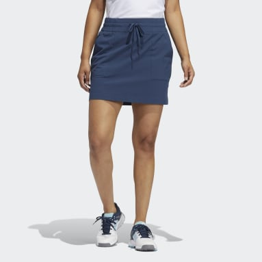Women Golf Blue Go-To Commuter Primegreen Skort